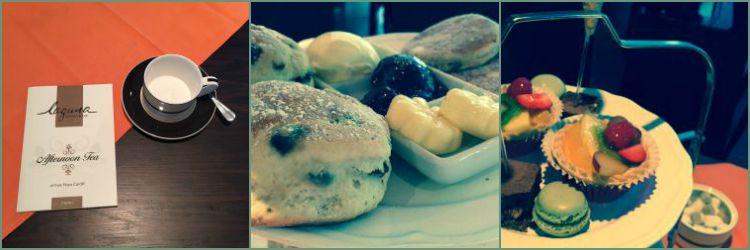 Park Plaza afternoon tea Cardiff