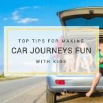 Making Car journeys fun