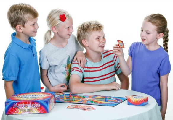 Articulate for Kids board game