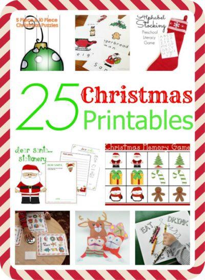 25 christmas printables including christmas puzzles printable christmas games and a christmas colouring book - Christmas Pictures Printable