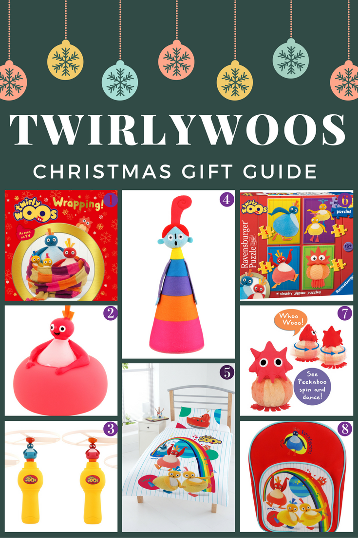 Twirlywoos Christmas gift guide and voucher giveaway
