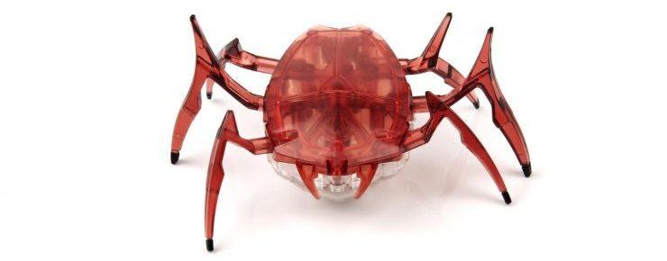 Win a hexbug scarab