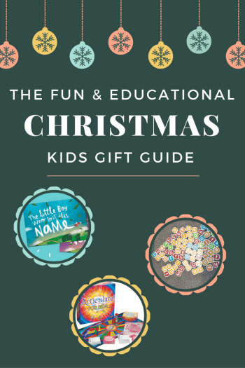 Fun & Educational Christmas Gifts for Kids
