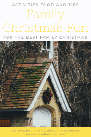 Family Christmas Fun - Great ideas forChristmas Eve activities, Christmas dishes and how to make the most of the holidays