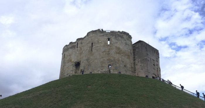 York Attractions - Cliffords Tower
