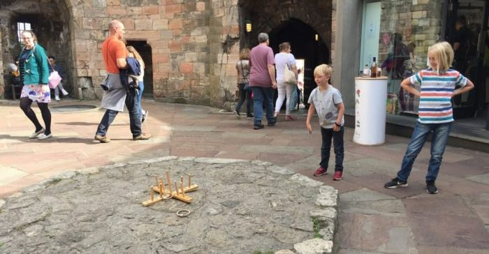 Things to do in York with kids - Cliffords Tower