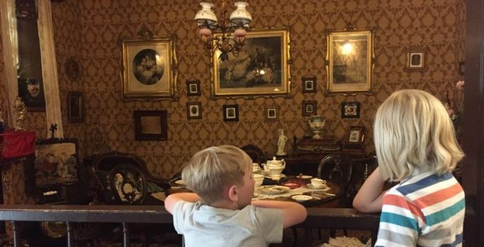 Things to do in York with kids - York Castle Museum