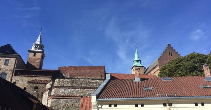 Things to do in Oslo with kids. Akershus Festning.