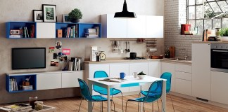 tips membuat dapur terkesan luas