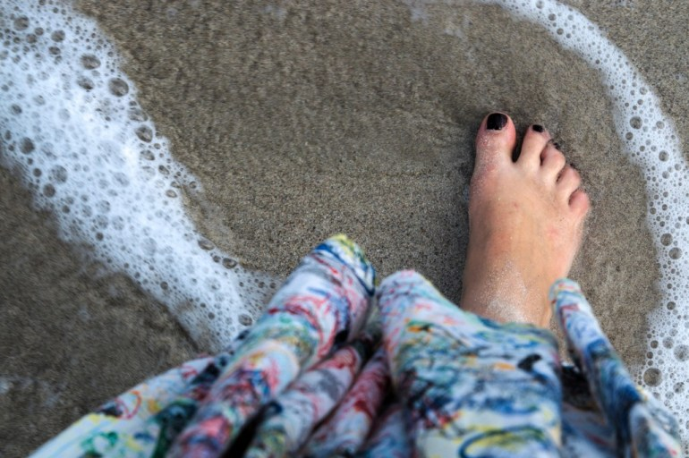 water-beach-feet