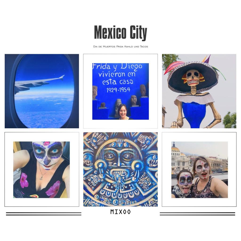 Mexiko City Rundreise durch Mexiko selber planen