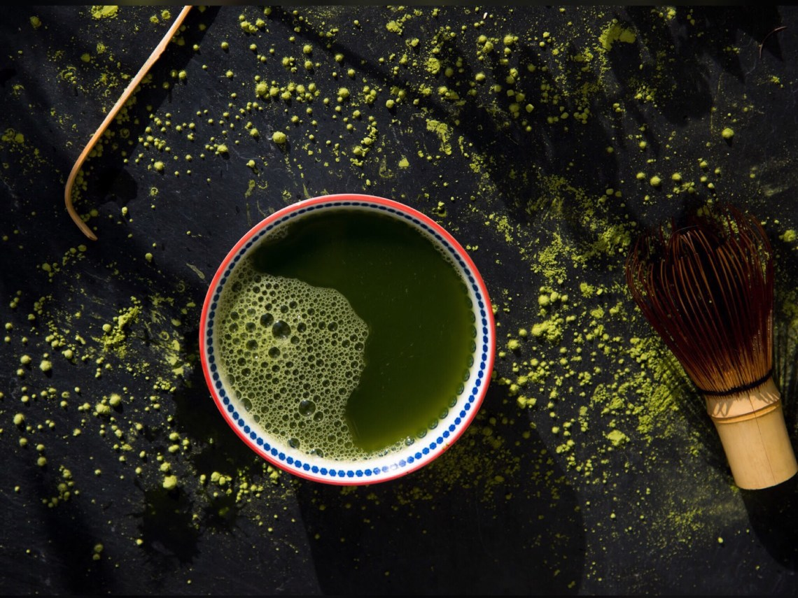 Matcha Tea Diy