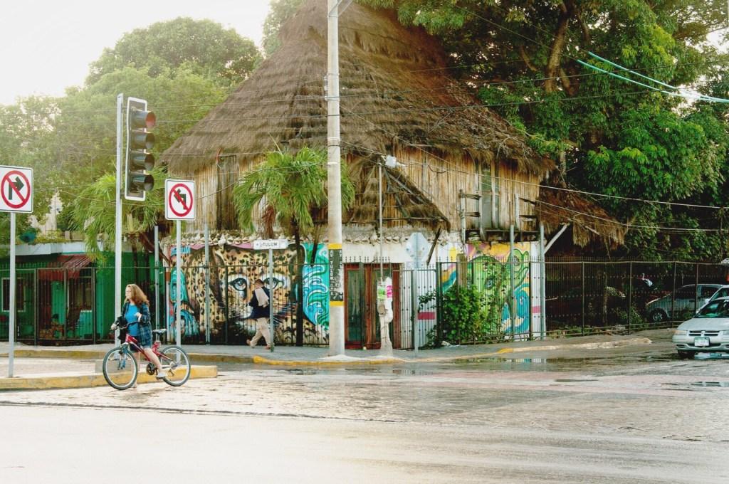 Tulum rain
