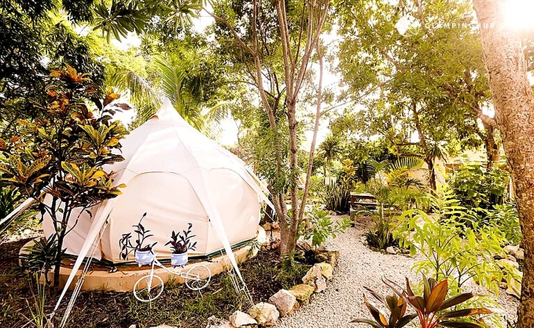 Eco tent Tulum