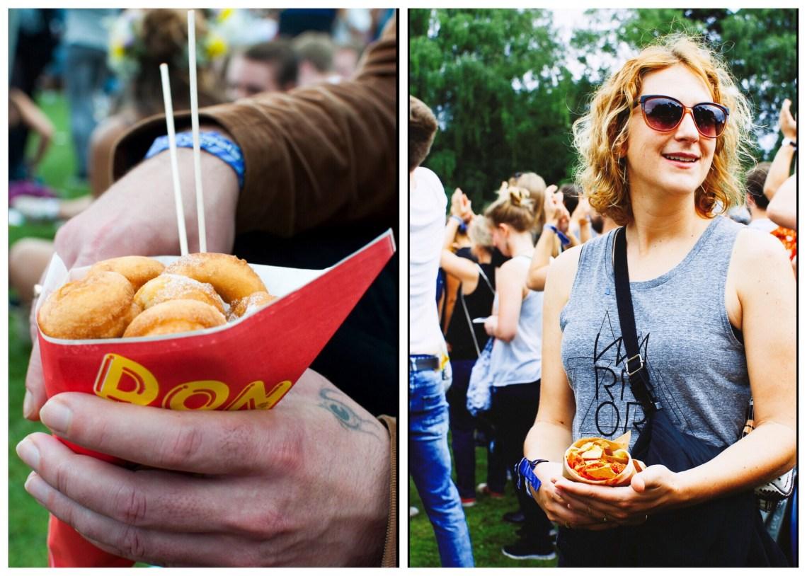 Juicybeats Festival Food