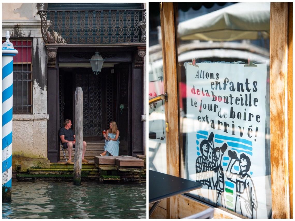 Leben in Venedig