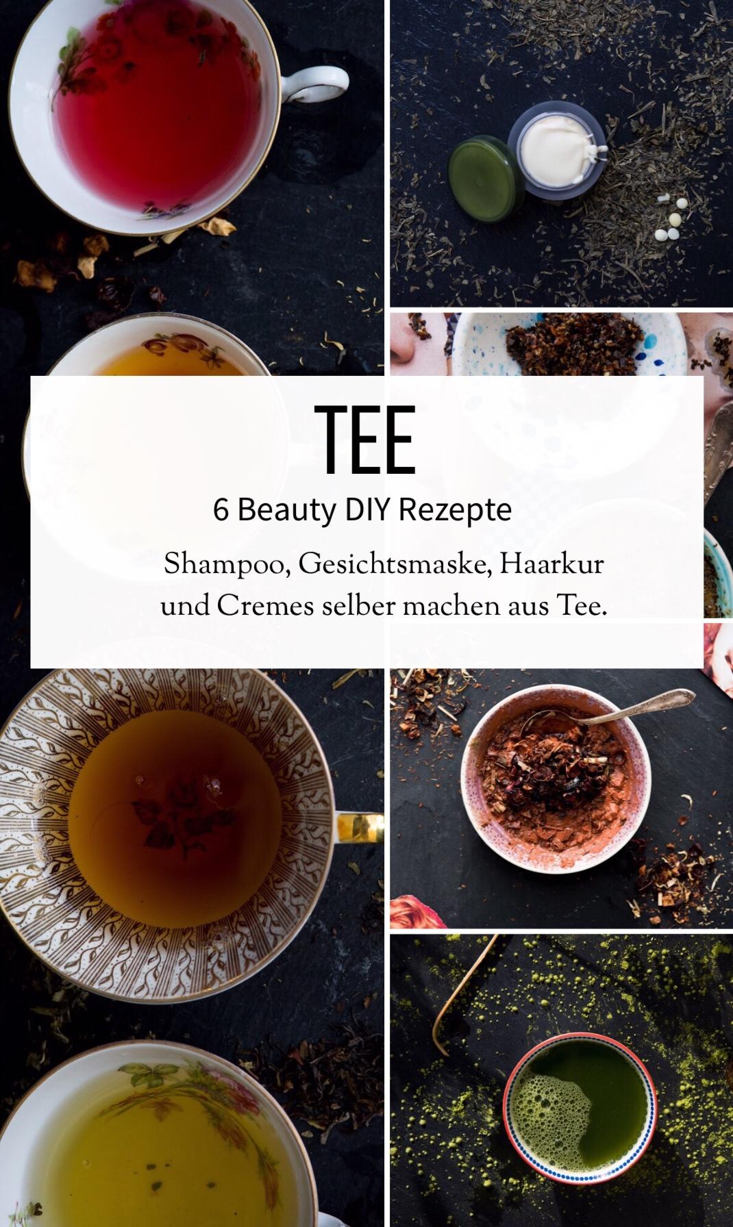 DIY Kosmetik Tee