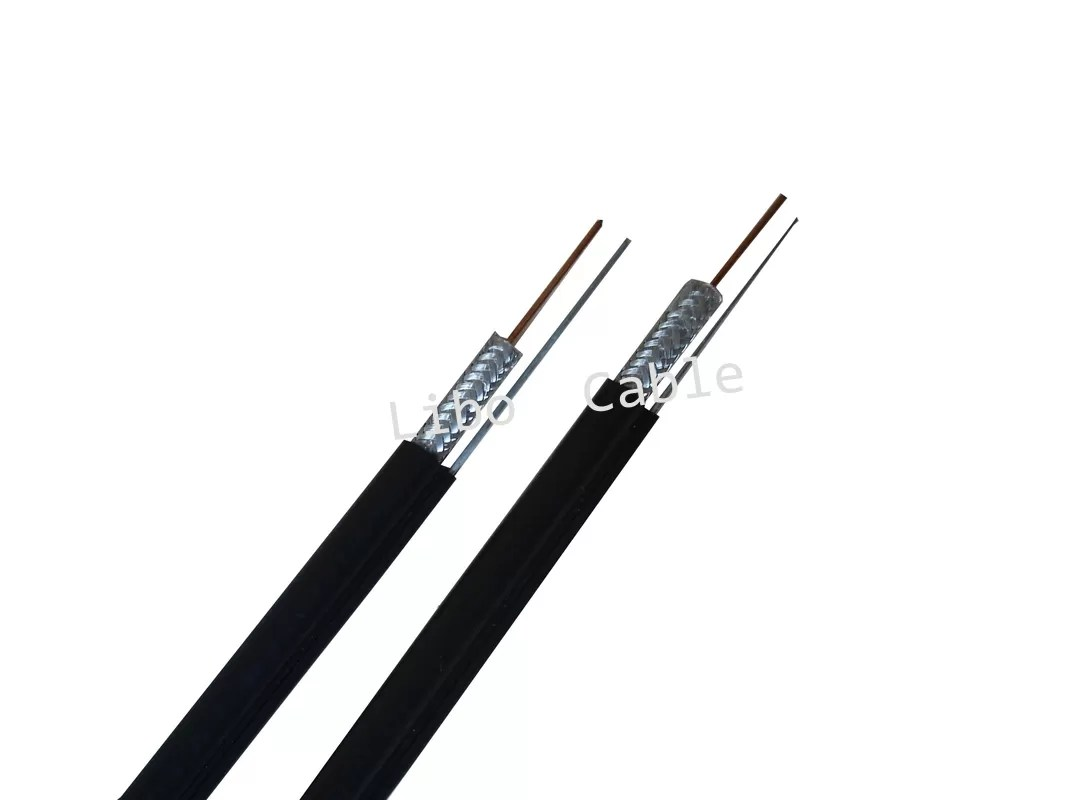 Uv Stablized Jacket Rg Type Catv Coaxial Cable High