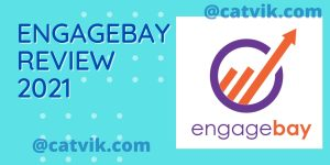 Read more about the article EngageBay Product review and Demonstrations | All-in-one Marketing, Sales, Support CRM – 2021