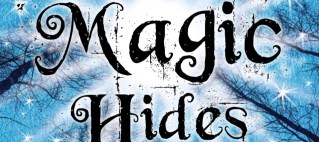A new book! WHERE MAGIC HIDES