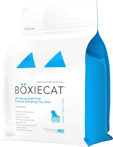 Boxiecat Premium Clumping Cat Litter