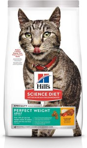 Hill's Science Diet Dry Cat Food, Adult