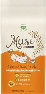 Muse Natural Grain-Free Adult Dry Cat Food