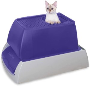 PetSafe ScoopFree Ultra Automatic Self Cleaning Cat Litter Box