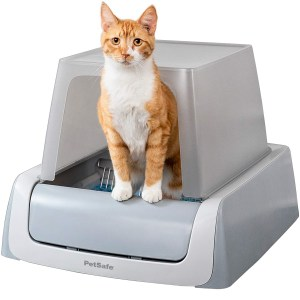 PetSafe ScoopFree Ultra Self Cleaning Cat Litter Box Best Self-Cleaning Cat Litter Box