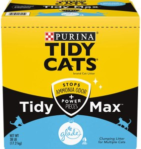 Purina Tidy Cats Tidy Max Clumping Cat Litter