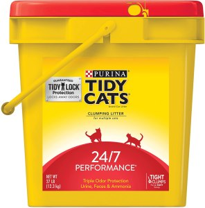 Purina Tidy Cats Clumping Litter 24/7 Performance