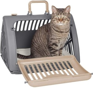 Sport Pet Foldable Travel Cat Carrier