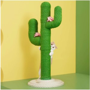VETRESKA Cactus Cat Scratching Post
