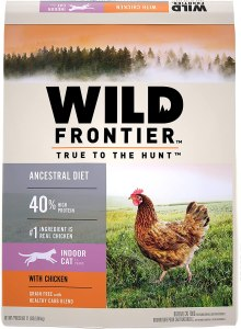 Wild Frontier Grain-Free Dry Cat Food