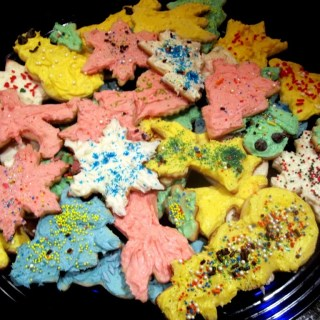 Delicious &  Perfect Sugar Cookies
