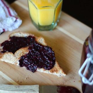Marionberry & Mint Jam