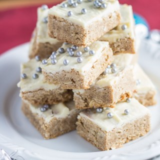 Chai Latte Bars