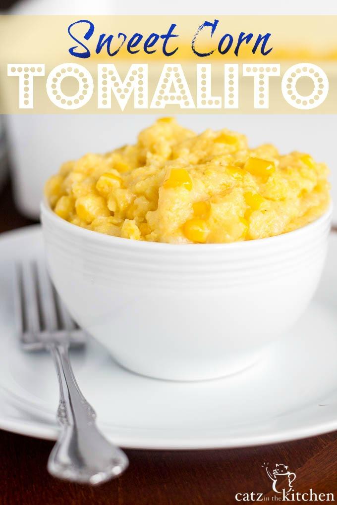 Sweet Corn Tomalito