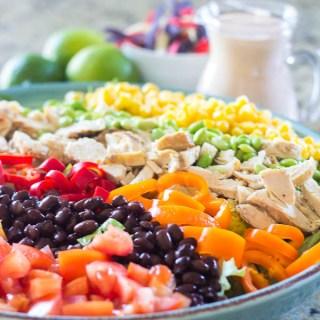 Southwest Chicken Salad