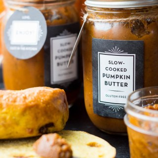 Slow-Cooker Pumpkin Butter