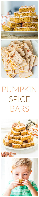 Pumpkin Spice Bars Long PIN