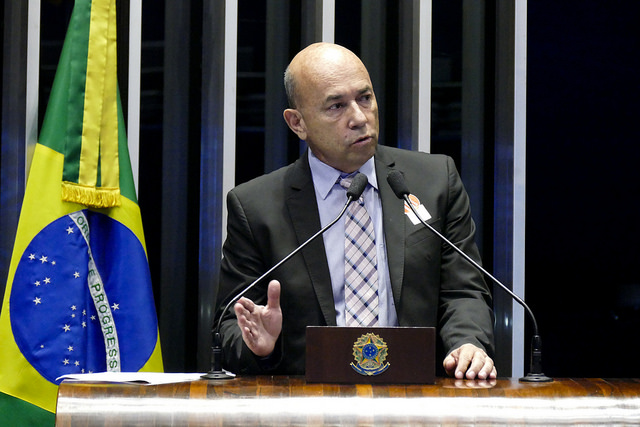 Alberto Faria, presidente do CAU/DF