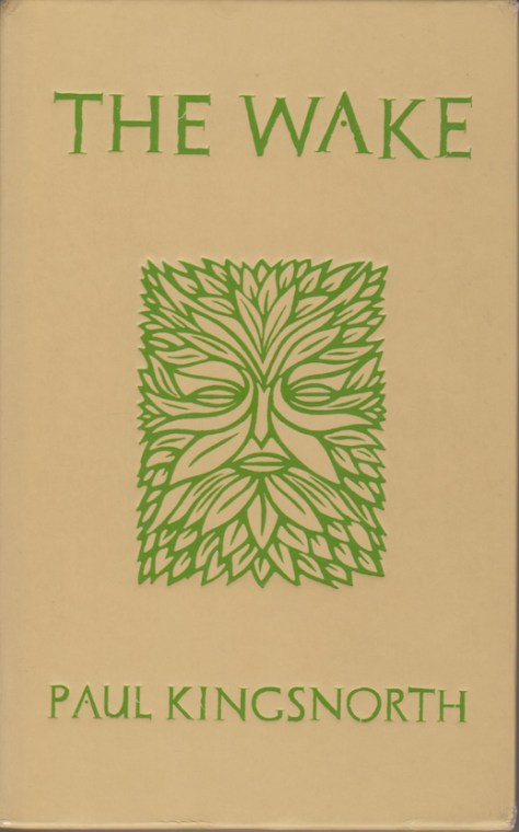 Image result for Paul Kingsnorth's The Wake