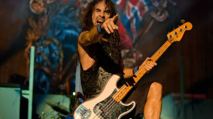 West Ham and Iron Maiden team up for away kit release steve harris west ham