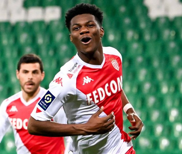 The midfield powerhouse wanted by chelsea and juventus. Tchouameni Chelsea transfer eyed from Monaco