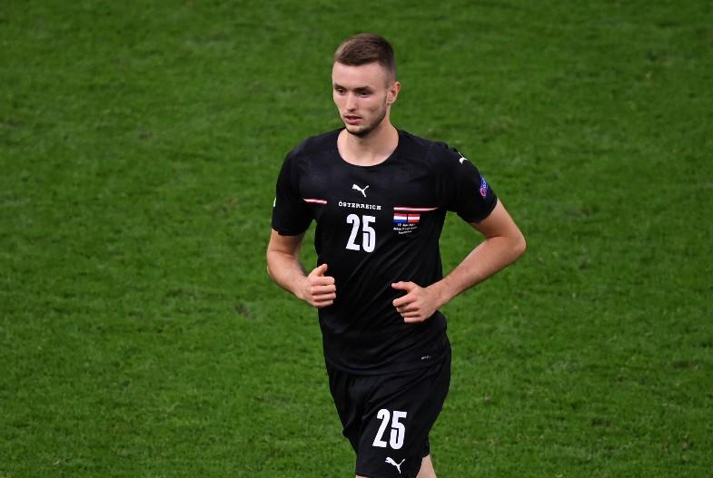Sasa Kalajdzic Austria national team