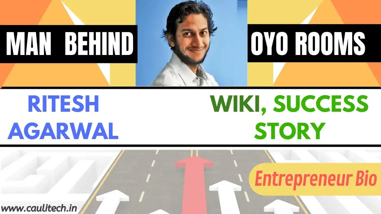 Ritesh Agarwal Oyo Wiki