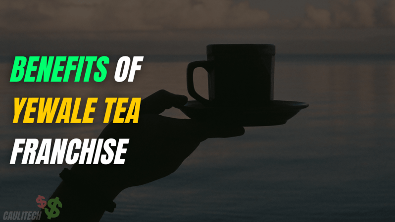 Benefits And USP Of Yewale Tea Franchise