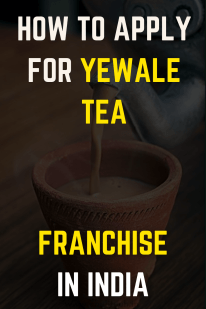 How To Apply For Yewale Tea Franchise In India