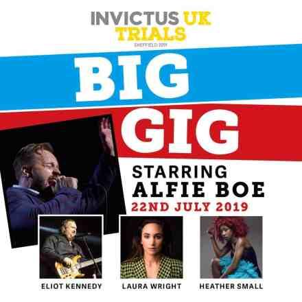Big Gig 22nd July, Sheffield